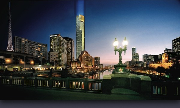 The Eureka Tower: A Case Study of Advanced BIM Implementation