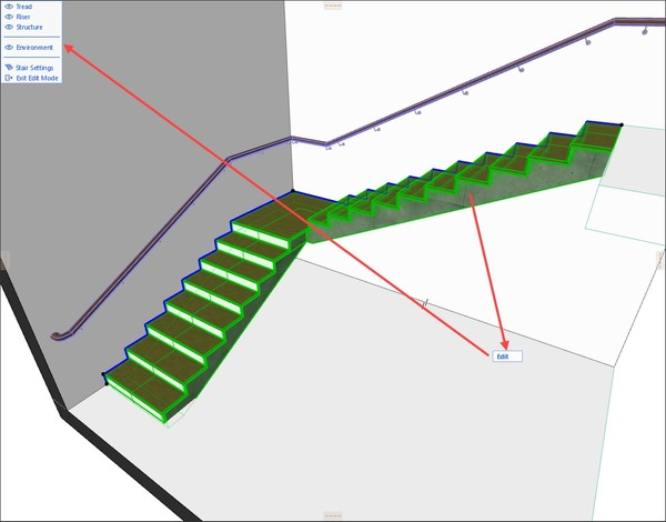 ARCHICAD's Stair Tool