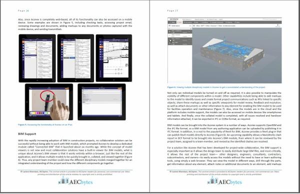 Aconex: Cloud Platform for AEC Collaboration