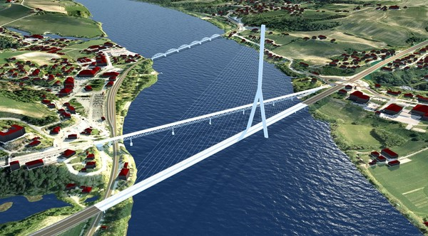 Extending BIM to Infrastructure