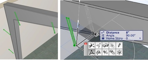 Using the Morph Tool to Create Custom Objects in ArchiCAD