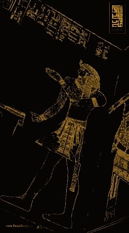 Black Gold Artwork Hd Wallpaper Egypt مصر