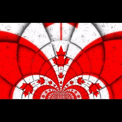 Canada Flags Artwork Wallpapers For Smartphones Tablets And Laptops Faisalbinali
