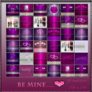 ♥♥BE MINE VALENTINE ♥♥