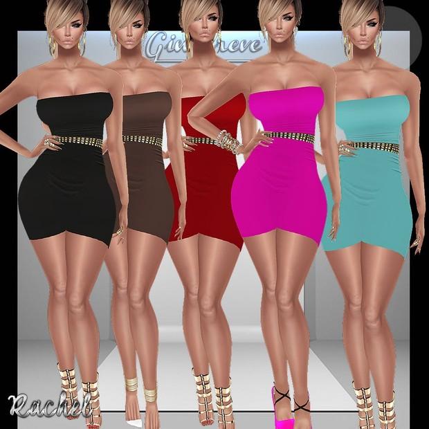 GE: Rachel dress