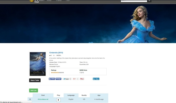 solar theme (FULLY AUTOMATED) one of the best movies template in wordpress