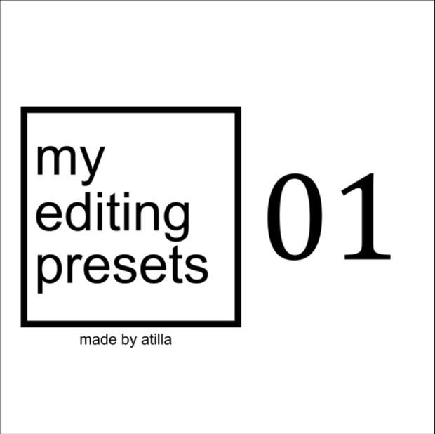 settings - my presets