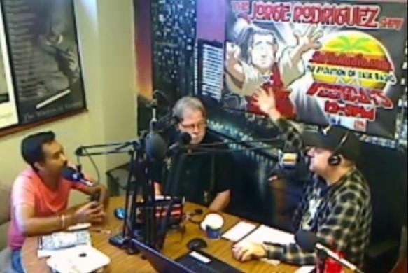 The Jorge Rodriguez Show 12-5-14