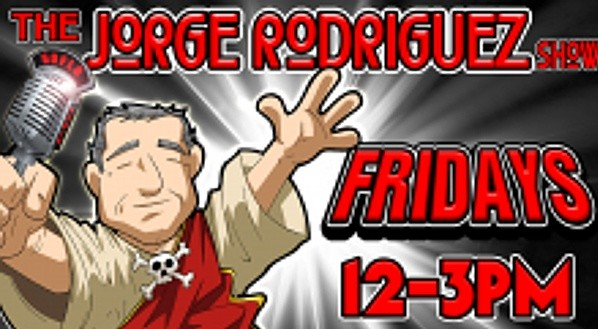 The Jorge Rodriguez Show 9-18-15
