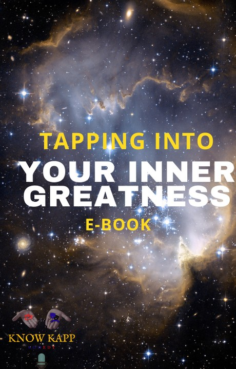 Tapping into your INNER GREATNESS (Blue Pill Edition)