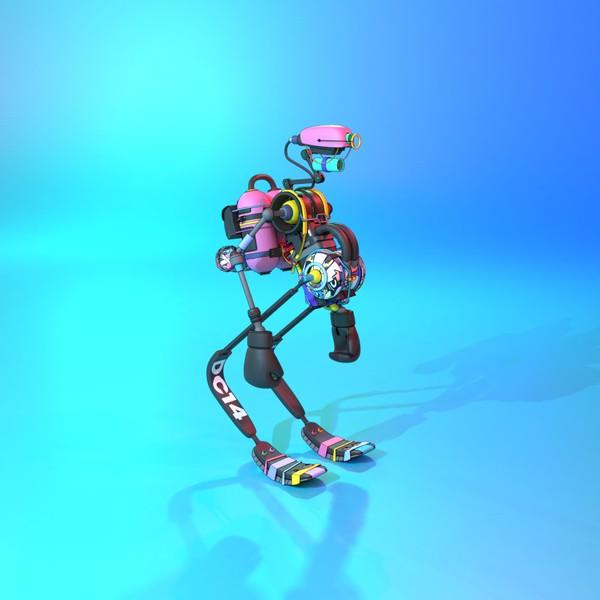 Roboto Rig