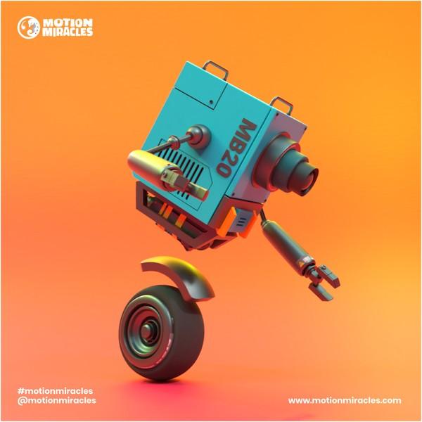 Motherboy (Robot Rig)