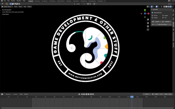 PROJECT FILE: MM Logo Animation