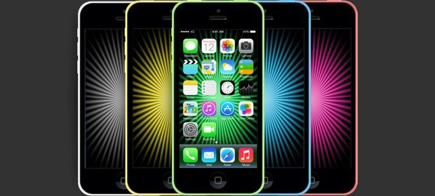 Sunburst Effect Wallpapers for iPhone 5's