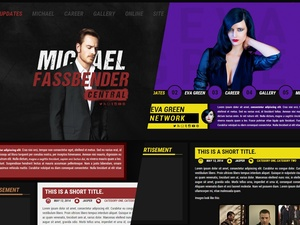 Premade 06: King & Queen (Combo Package; Wordpress/Coppermine)