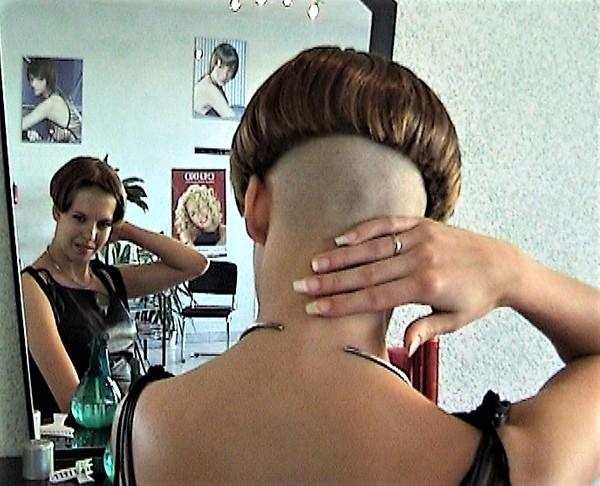 Ladies-Haircut: HCV19, © 2003 - Alle Rechte vorbehalten!