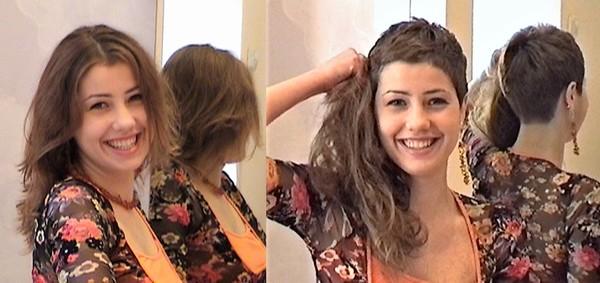 Ladies-Haircut: HCV36, © 2006 - Alle Rechte vorbehalten!