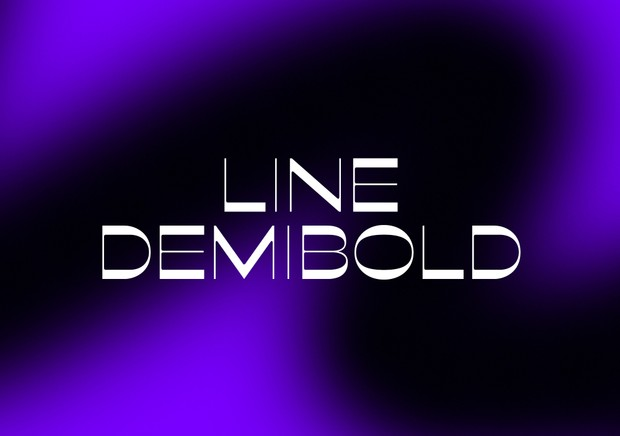 Line DemiBold