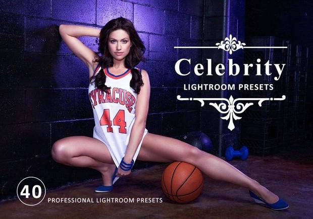 Celebrity Lightroom Presets