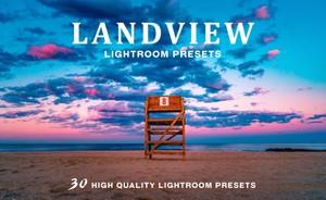 Landview Lightroom Presets