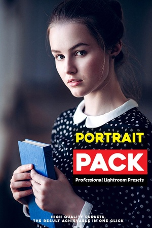 Portrait Pack Lightroom Presets