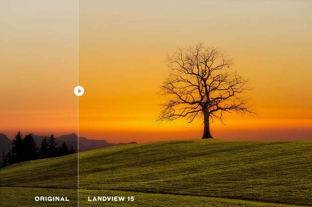 Landview Lightroom Presets