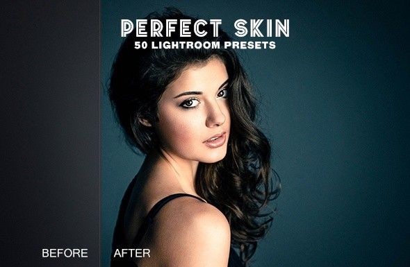 Perfect Skin Lightroom Presets