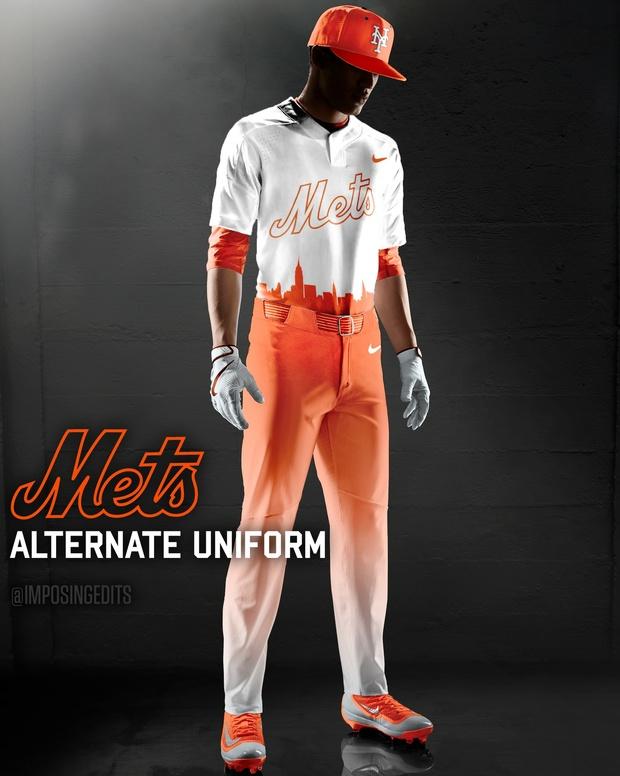 baseball alternate uniform template psd