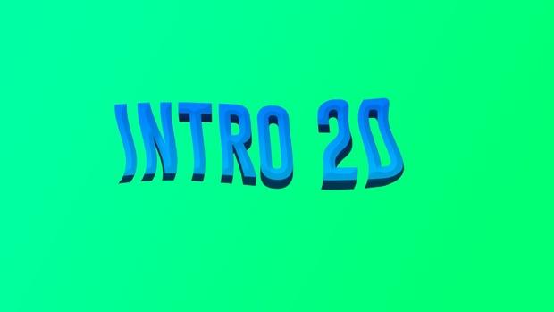 Intro 2D