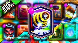 Clash Royale Thumbnail Template - ALL CARDS PACK - PSD