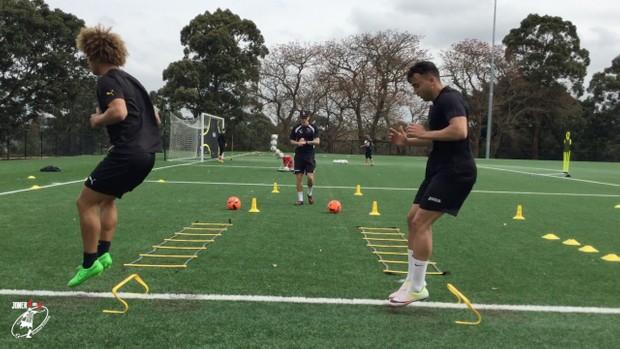 SAQ DRILLS - Speed, agility, power, balance, ball mastery, quick feet and fitness.