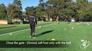 How to perform a thorough warm up (football specific)