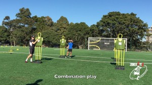 Drills for developing a number 10 (CAM)