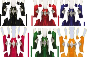 7 Ranger pattern