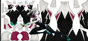 Spidergwen (Upgrade version)