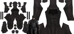 BATMAN JLA logo