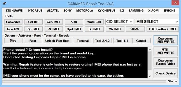 Turkcell T60 Repair Tool