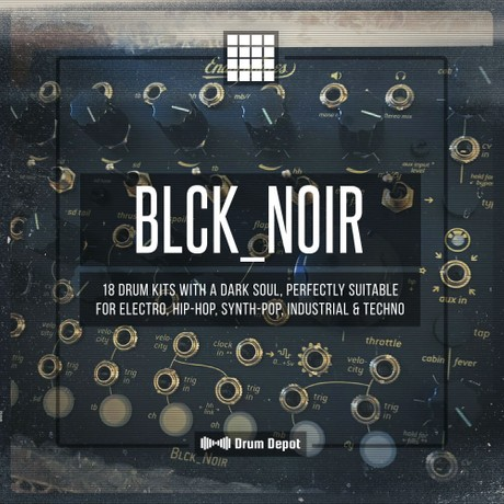 Blck_Noir [18 pure analogue kits]