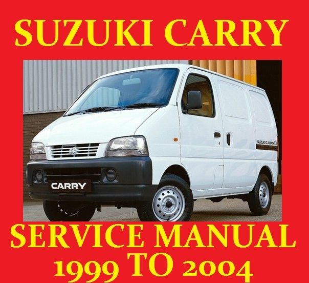 suzuki carry ga413 inc 4x4 service workshop repair wir rh sellfy com Suzuki Carry 4x4 Deck Van Suzuki Super Carry Van Engine