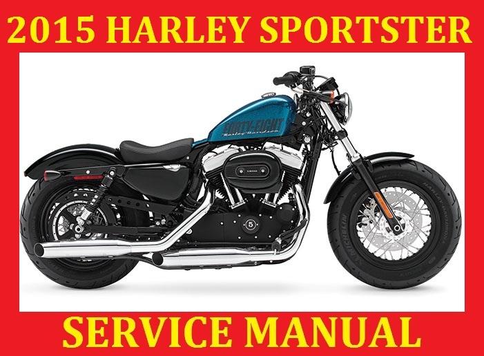 2015 harley davidson sportster service repair works rh sellfy com