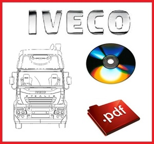 IVECO EUROCARGO TECTOR 12 TO 26 ton REPAIR WORKSHOP SERVICE MANUAL pdf
