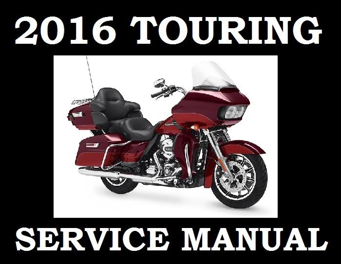 2016 harley davidson touring models workshop service rh sellfy com 2014 Road Glide 2012 road glide service manual