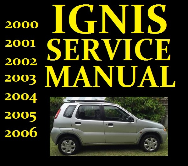 suzuki ignis service workshop repair manual wiring rh sellfy com suzuki ignis service manual (rg413/rm413) suzuki ignis service manual pdf