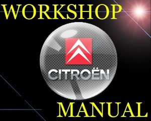 ►CITROEN 2005 C6 WORKSHOP SERVICE REPAIR MANUAL ► ENGINE - INJECTION IGNITION CLUTCH GEARBOX