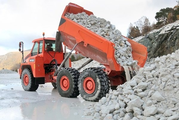 ►► Doosan DA40 ◄◄ Articulated Dump Truck Service Repair Shop Workshop Manual - DOWNLOAD PDF -
