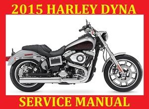 ►☼◄2015 HARLEY DAVIDSON DYNA SERVICE REPAIR WORKSHOP SHOP MANUAL PDF DOWNLOAD