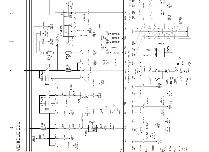 Volvo Wiring Diagram Fh12 Wire Management Wiring Diagram