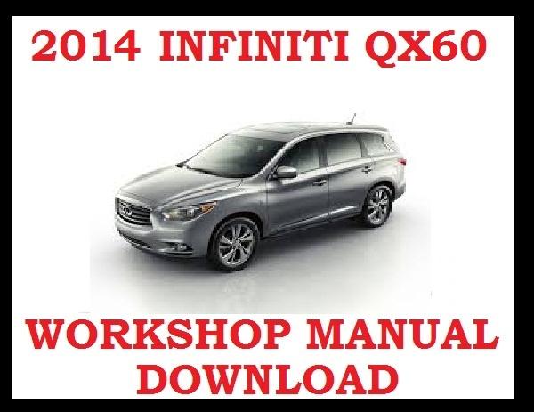 Array -    2014   infiniti qx60        service workshop repair wsm fsm   guides      rh   sellfy com