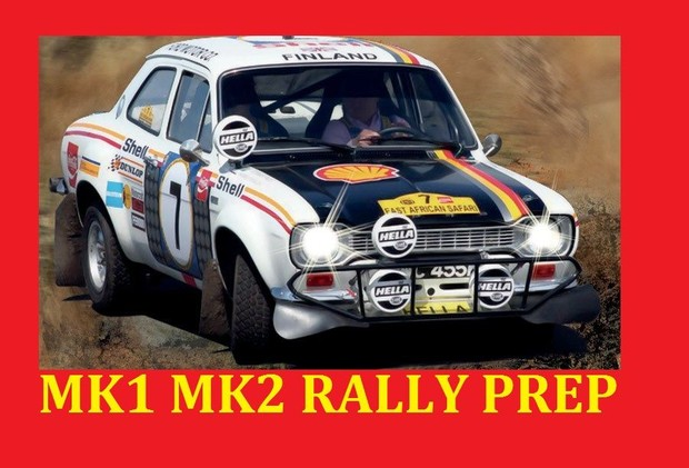 ►►► ESCORT RALLY PREPARATION GUIDE MANUAL TIPS RS2000 MEXICO TURBO PDF DOWNLOAD