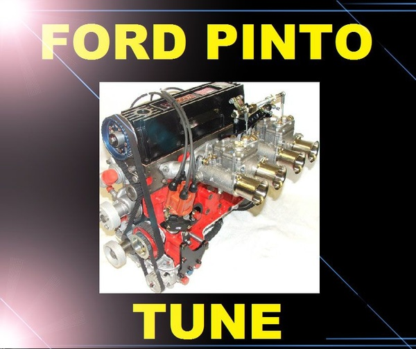 Increase Power Bhp Ford Sohc Pinto Dohc Engine Works